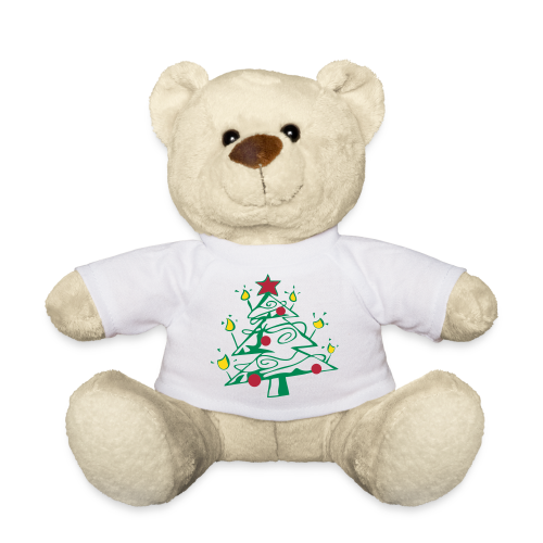 TIAN GREEN Teddy - Weihnachtsbaum - Teddy