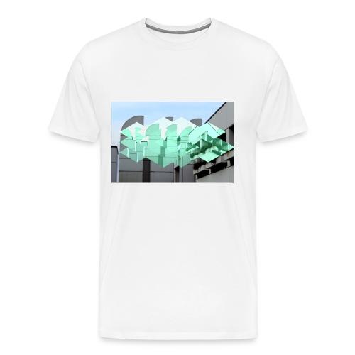 Bauhausarchiv mal anders - Männer Premium T-Shirt
