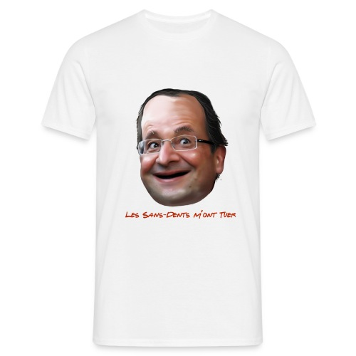 Les sans-dents - T-shirt Homme