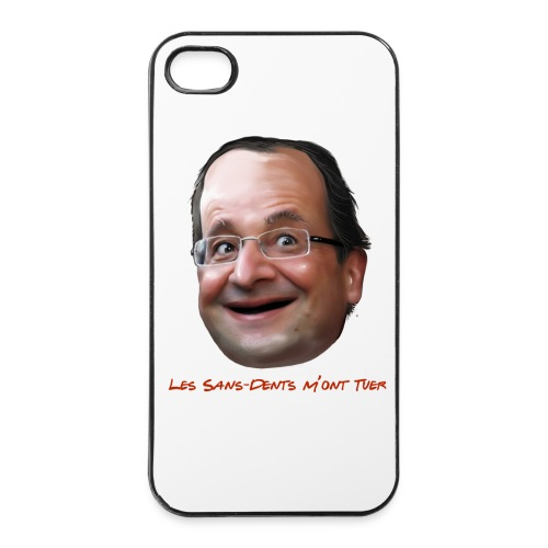 Les sans-dents - Coque rigide iPhone 4/4s