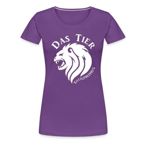 Unschuldig weiß :p - Frauen Premium T-Shirt