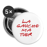 Badges ~ Badge moyen 32 mm ~ Les sans-dents