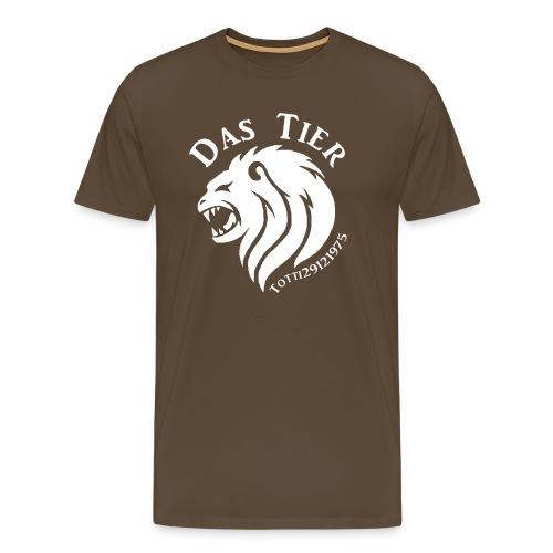 TIIIIEEEEERRRR - Männer Premium T-Shirt