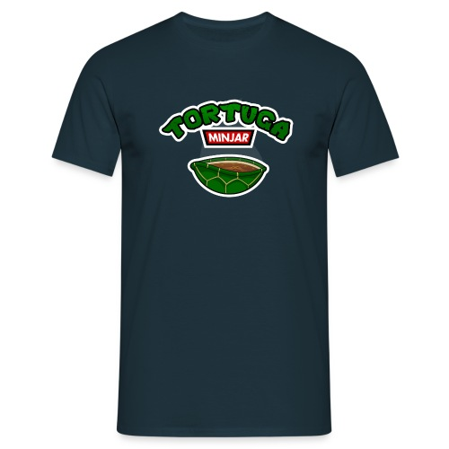 Camiseta Tortuga Minjar - T-shirt Homme