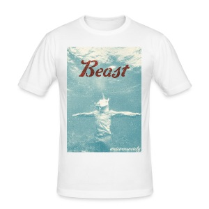 BEAST - Männer Slim Fit T-Shirt
