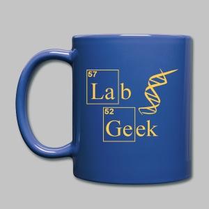 Mug DNA Lab Geek - Full Colour Mug