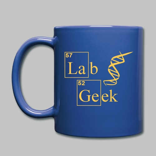 Mug DNA Lab Geek - Full Colour Mug