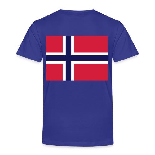 Heia Norge! - Premium T-skjorte for barn