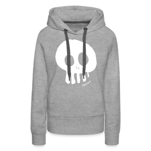 Skull - Womens Hoodie - Frauen Premium Hoodie