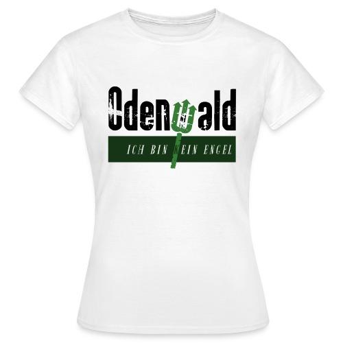 Odenwald - kein Engel - Frauen T-Shirt