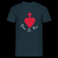 Koszulki ~ Koszulka męska ~ Dieu le Roi