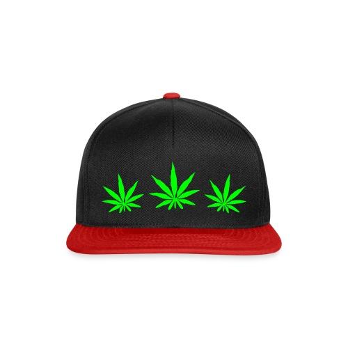 Weedx3 - Snapback Cap