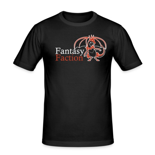 Fantasy-Faction New Logo Shirt - Men's - Men's Slim Fit T-Shirt