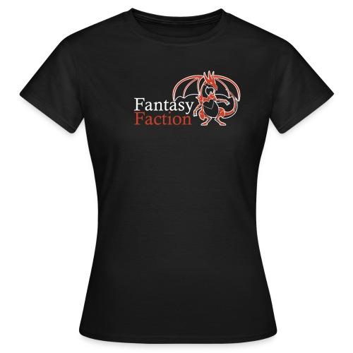 Fantasy-Faction New Logo Shirt - Women's - Women's T-Shirt