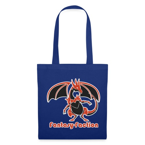 Fantasy-Faction Blue Shopping Bag - Tote Bag