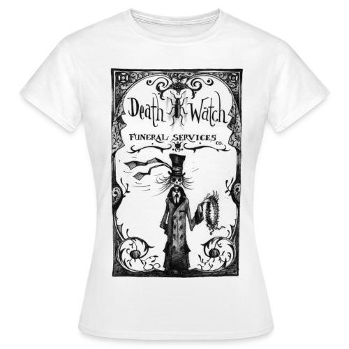 Lady's Death Watch - Women's T-Shirt