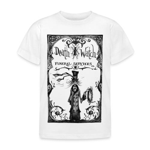 Kid's Death Watch - Kids' T-Shirt