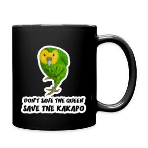Mug Save the Kakapo - Tasse en couleur