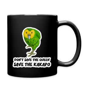 Mug Save the Kakapo - Tasse en couleur