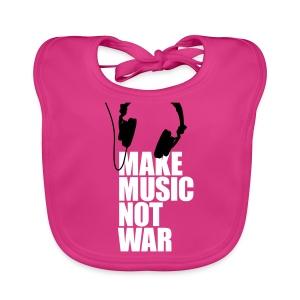 Make Music Slabber - Bio-slabbetje voor baby's