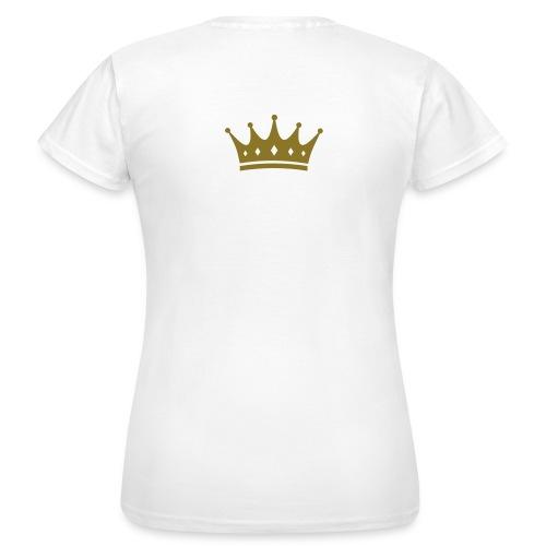 Frauen T-Shirt - Krone