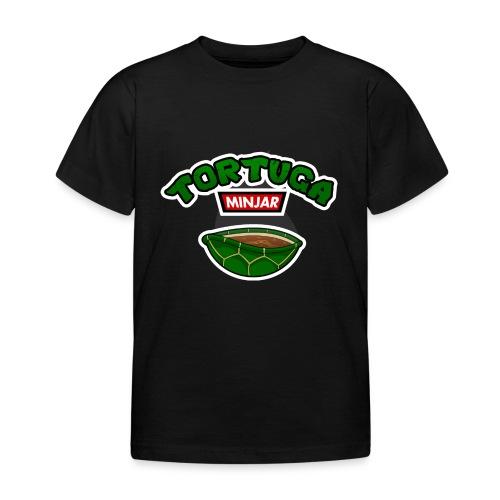 Camiseta Dròlle Tortuga Minjar - T-shirt Enfant