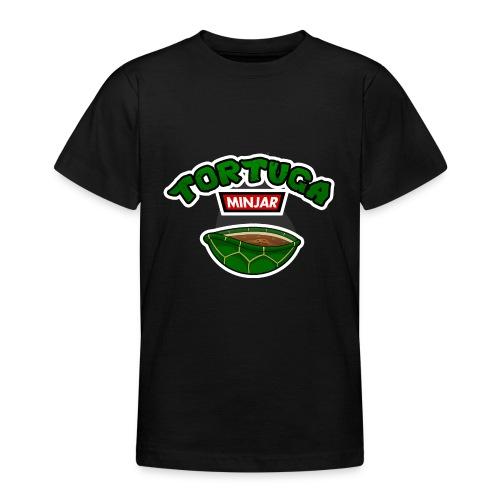 Camiseta Adò Tortuga Minjar - T-shirt Ado