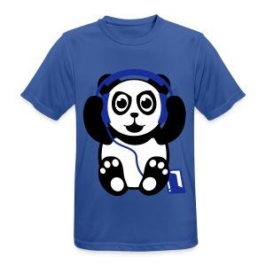 Panda Shirt - mannen T-shirt ademend