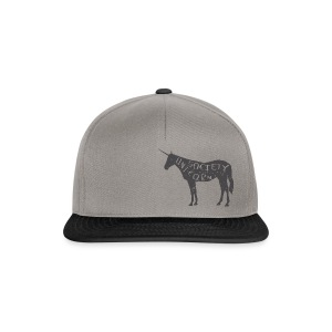 THE UNICORN - Snapback Cap