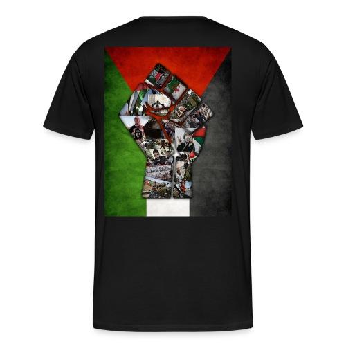 gaza libre - T-shirt Premium Homme