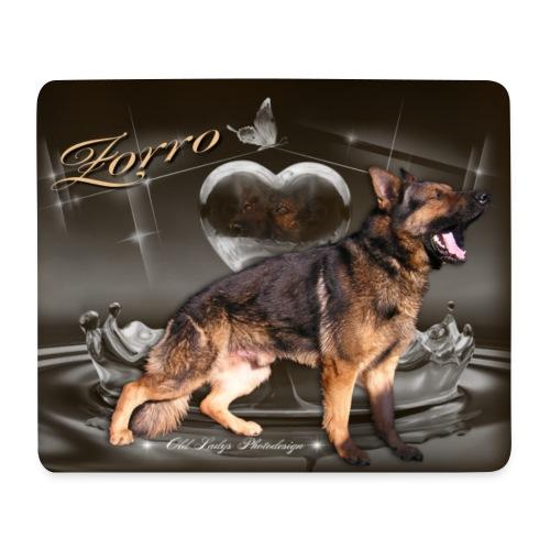 Spaßvogel Zorro - Mousepad (Querformat)