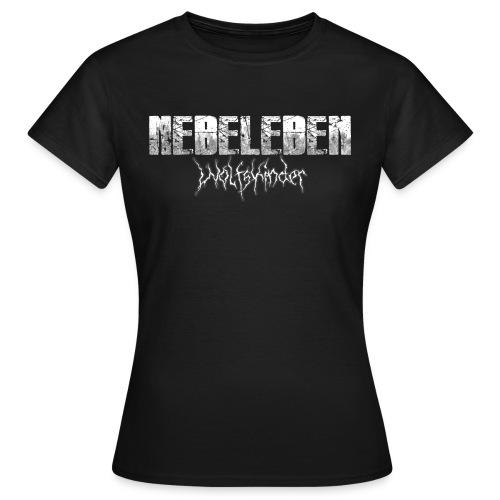 Nebeleben Shirt Damen - Frauen T-Shirt