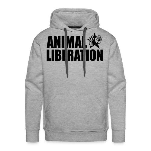 ANIMAL LIBERATION - Men's Premium Hoodie