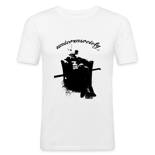 CHAIRWOMEN - Männer Slim Fit T-Shirt