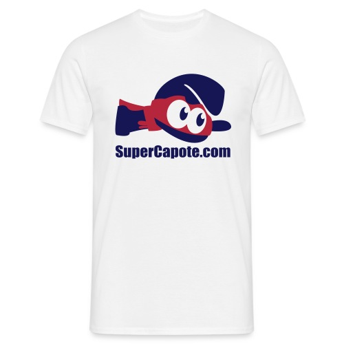 supercapotetete3colorsvolebis - T-shirt Homme