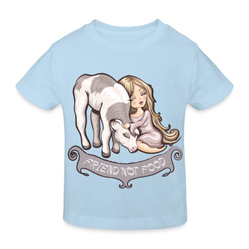 Friend not Food - BIO - T-shirt bio Enfant