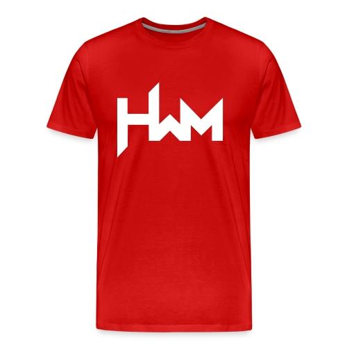 HWM T-shirt - Mannen Premium T-shirt