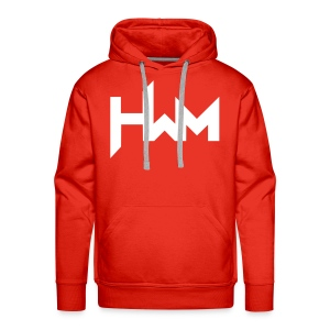 HWM hoodie  - Mannen Premium hoodie