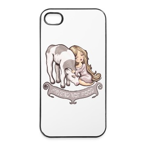 Friend not Food - Coque rigide iPhone 4/4s