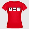 Eat Sleep Revolution T-Shirts - Frauen T-Shirt