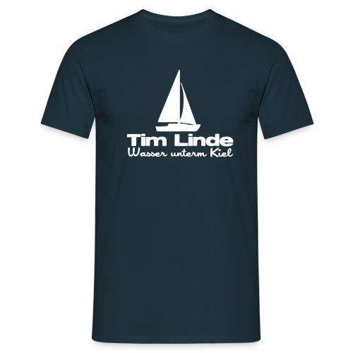 Logo 01 - Männer T-Shirt