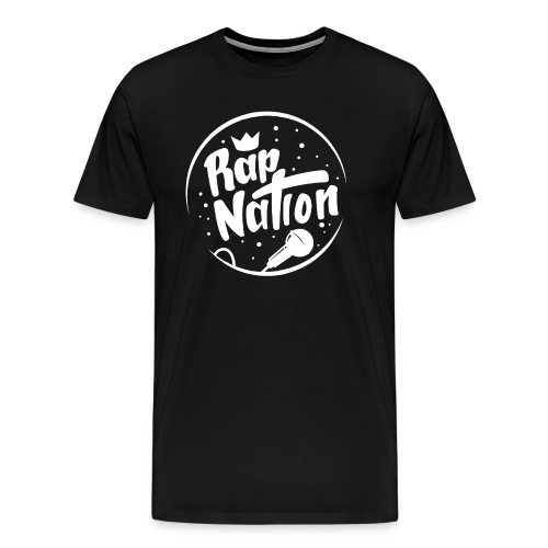 Rap Nation Original Tee - Men's Premium T-Shirt