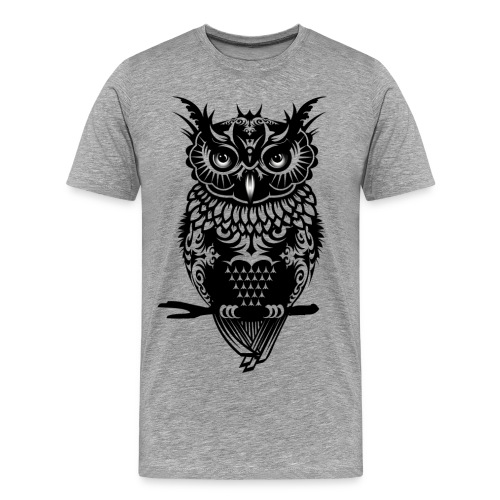 Herre premium T-shirt - SPAR HELT OP TIL 80% PÅ ALLE VÆRE I HELE JULEN !