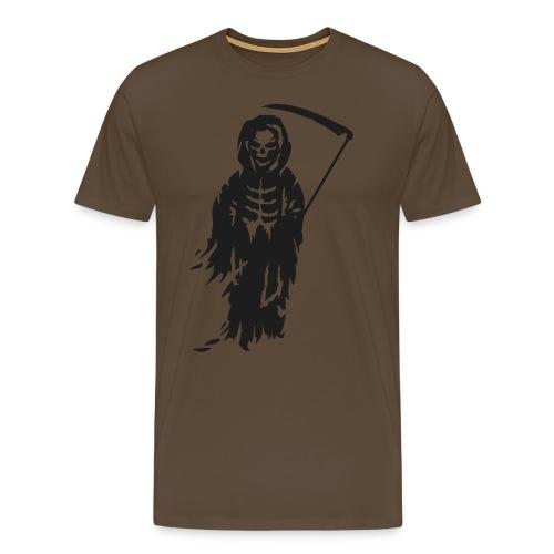 GLIMMER TRYK - Herre premium T-shirt