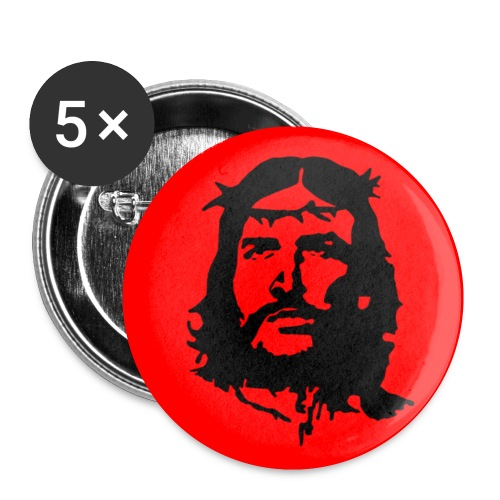 Che Jesus Buttons - Buttons klein 25 mm