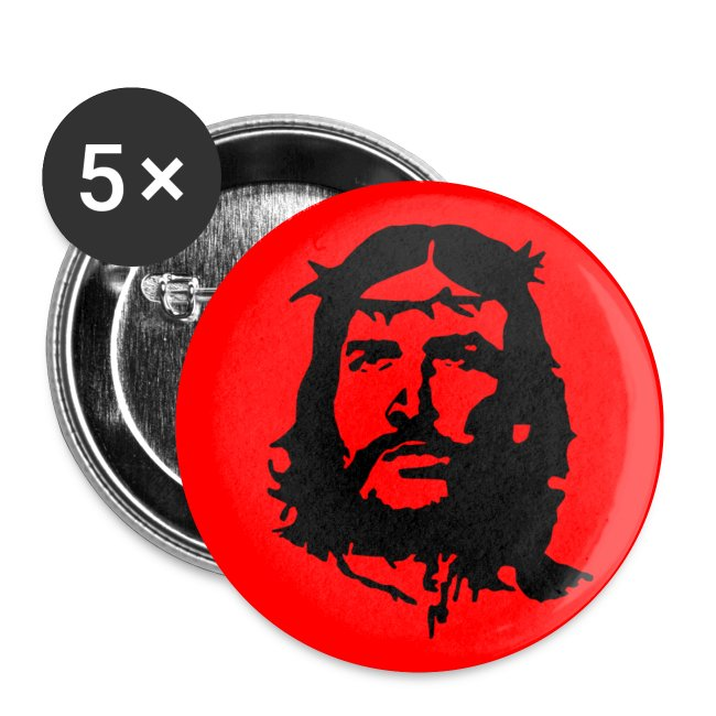 Che Jesus Buttons