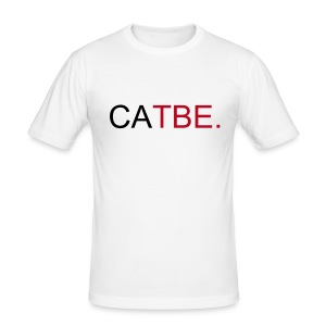 CATBE Men's T Shirt - Men's Slim Fit T-Shirt