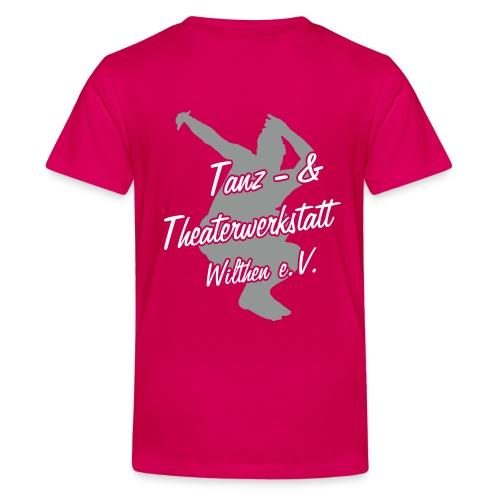 Teeny T-Shirt - Teenager Premium T-Shirt