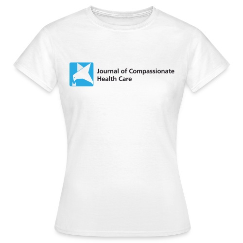 Journal of Compassionate Health Care - Women's T-Shirt