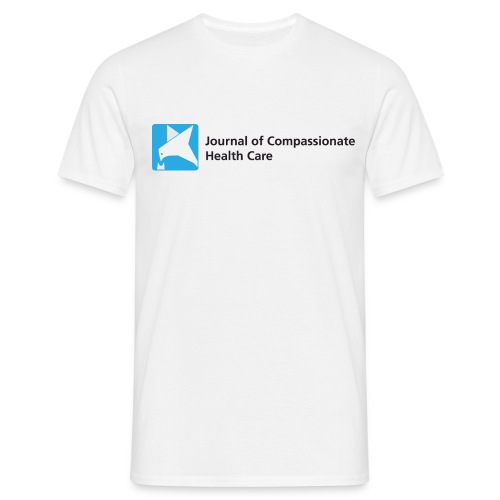 Journal of Compassionate Health Care - Men's T-Shirt